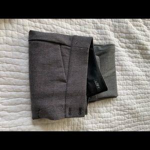 Lift suit pants